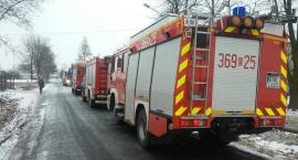 Pożar Bolimów: ewakuowano 19 przedszkolaków