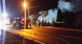 Dwie osoby giną w płomieniach w Mokrej Prawej